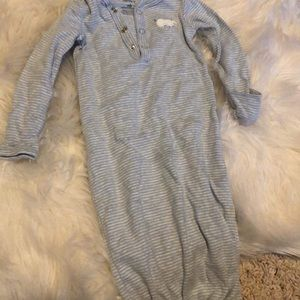 Baby boy night gown